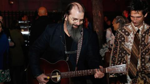 Steve Earle at KGB