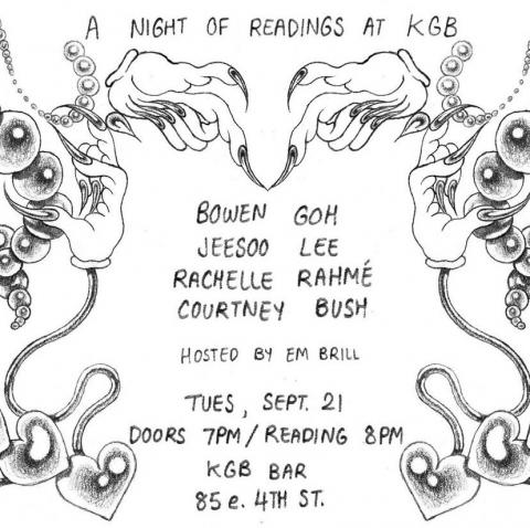 A Night of Readings