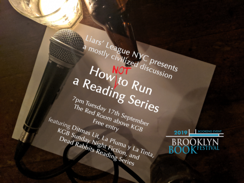 How Not to Run a Reading Series