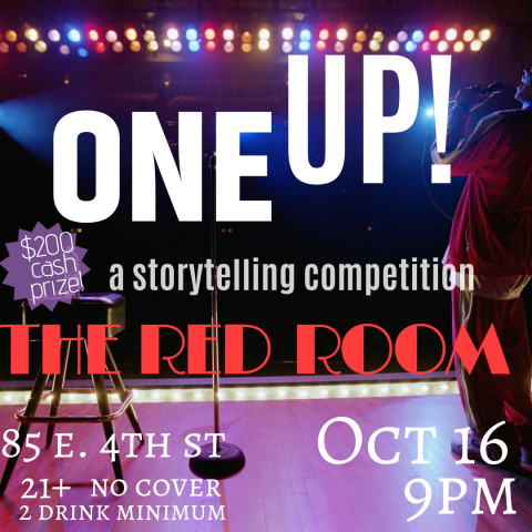One Up Storytelling Competition